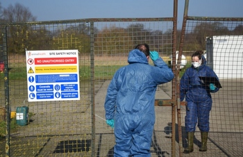 Bird flu restrictions have been lifted from around a poultry farm near Redgrave, the Department for Environment, Food and Rural Affairs has said 2.jpg